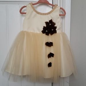 Special Occasion Baby Girl Dress